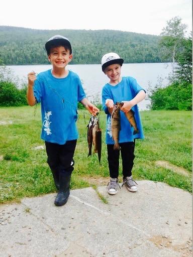 Fishing Charlevoix